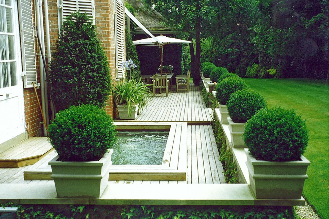 JOHN KENNY GARDEN DESIGN Garden And Landscape Design Practice Based In  London, John Kenny And His Small Team Work On Design And Landscaping  Projects In ...